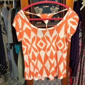 Charlotte Russe Top Size S